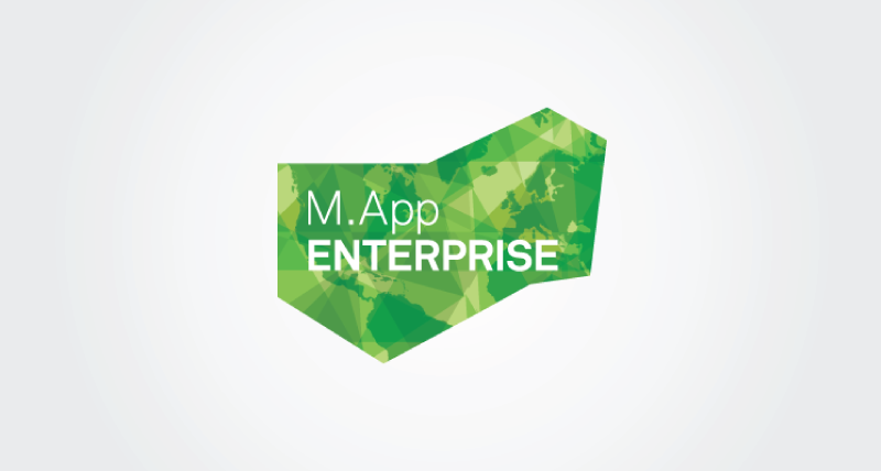 M.App Enterprise by Hexagon Geospatial