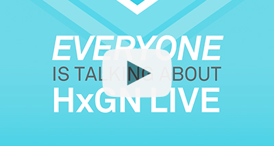 Join us at HxGN LIVE 2017!