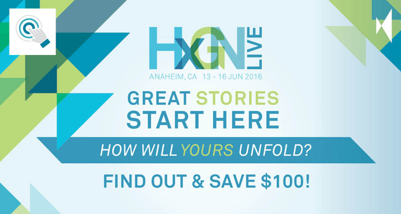 Great Stories Start at HxGN Live