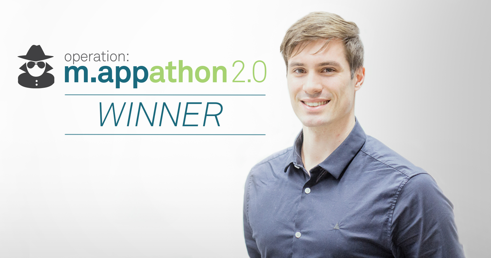 Christopher Wiendl wins M.Appthon 2.0 at HxGN LIVE 2017