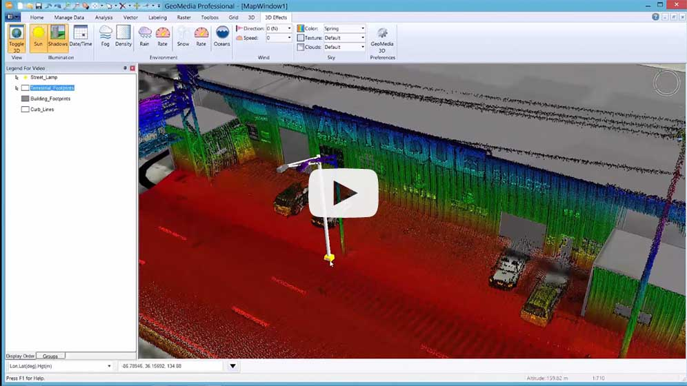 GeoMedia: Dynamic GIS Mapping Software for a Changing World