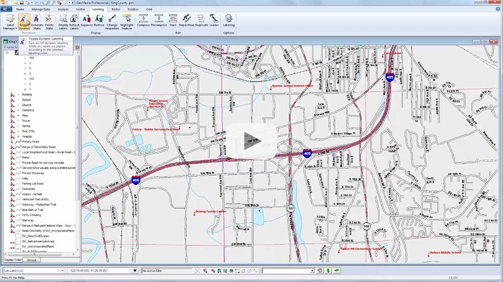 GeoMedia Simplify your GIS