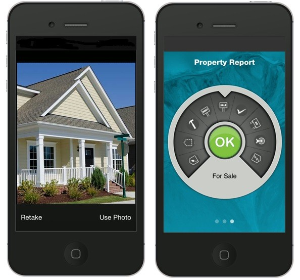 Mobile Property Reporting