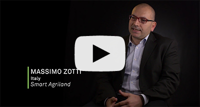 SMART AGRILAND with Massimo Zotti