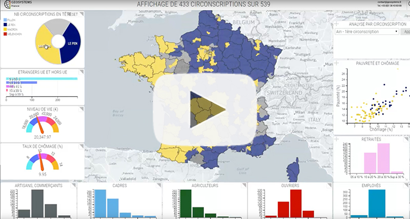 Smart M.App Preview - Voting Trends in France