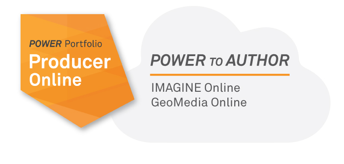 Producer Online - IMAGINE Online and GeoMedia Online