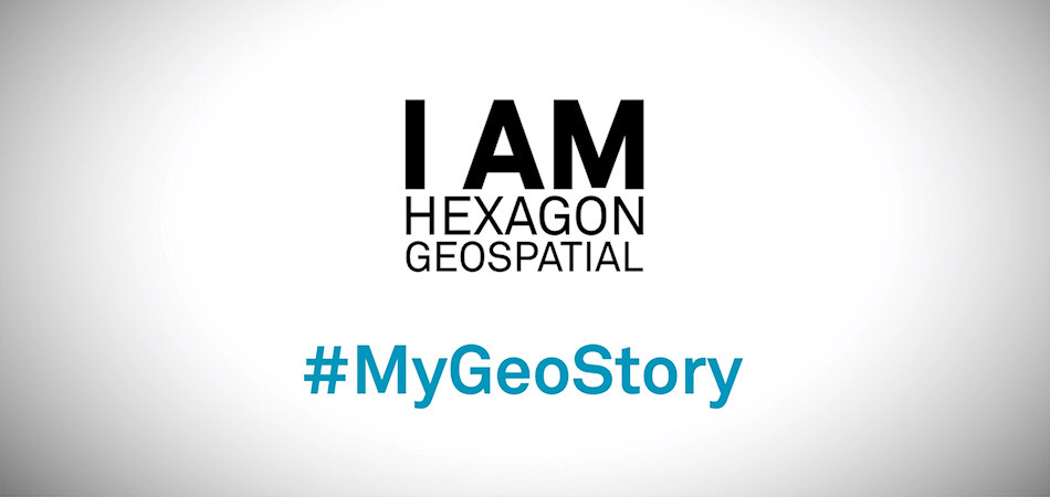 I am Hexagon Geospatial