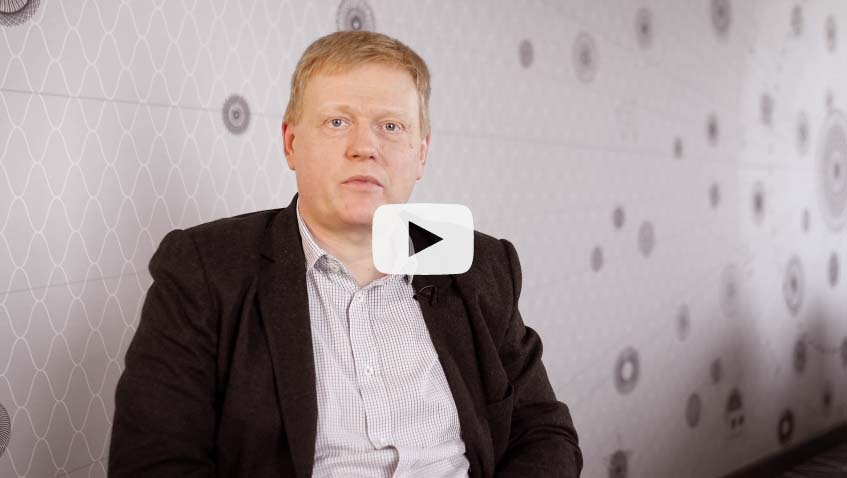 Ola Johnson talks about how Hexagon Smart M.Apps help rapidly develop new solutions