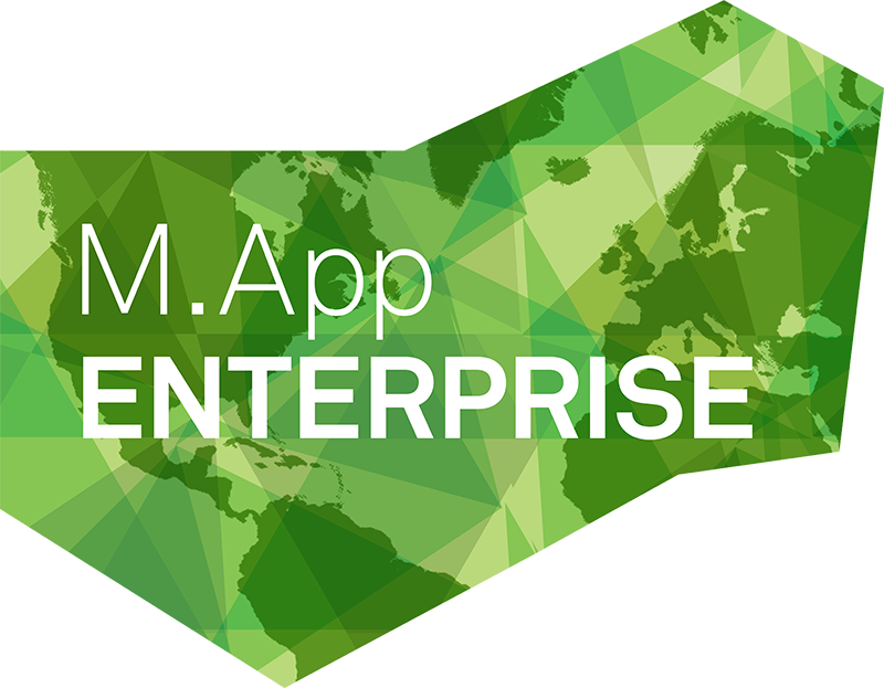 M.App Enterprise lets you privately host your own Smart M.Apps