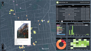 Mobile Alert Viewer lets you view and analyze all of the crowdsourced incidents.