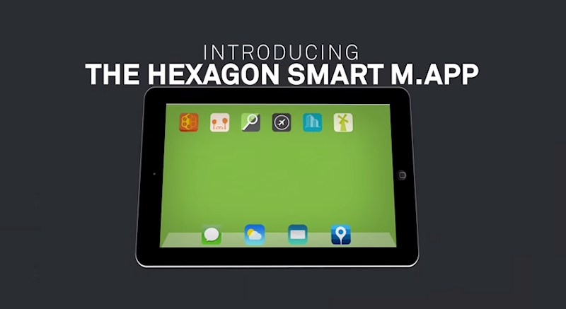 Introducing Hexagon Smart M.Apps